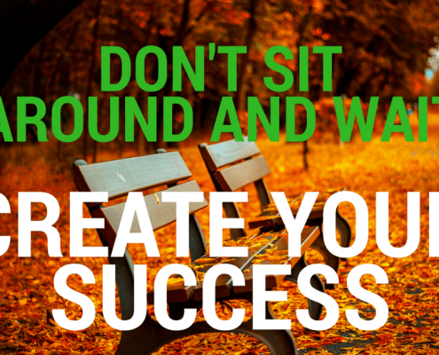 CREATE YOUR SUCCESS - ANDY FUMOLO