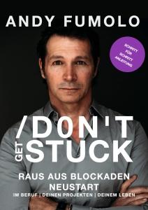 Buch Don't Get Stuck - raus aus Blockaden
