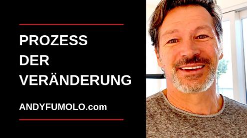 Andy Fumolo Prozess der Veränderung