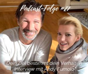 Podcast Andy Fumolo mit Alexandra Palkovits