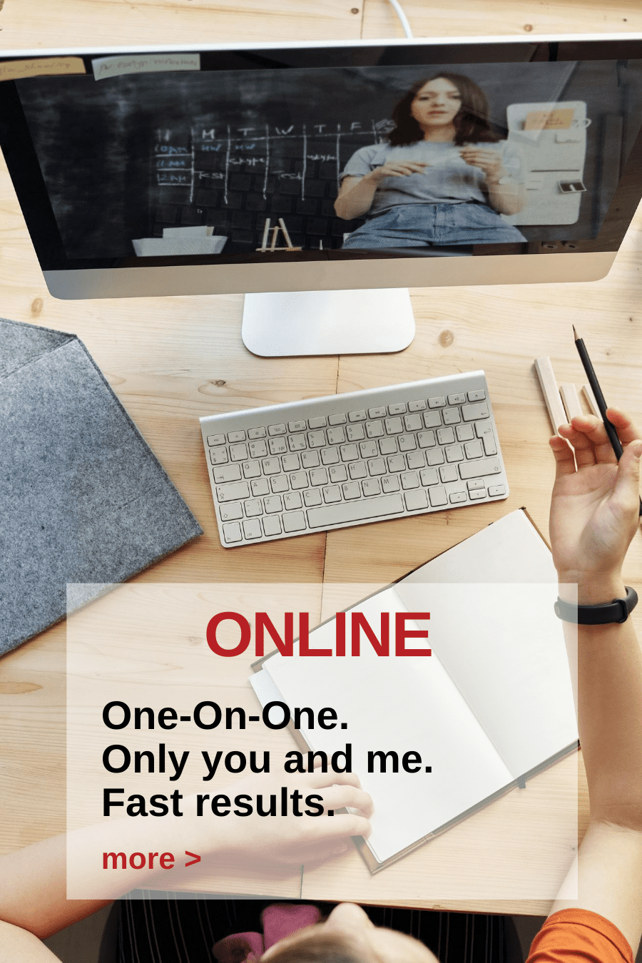 online coaching with Andy Fumolo