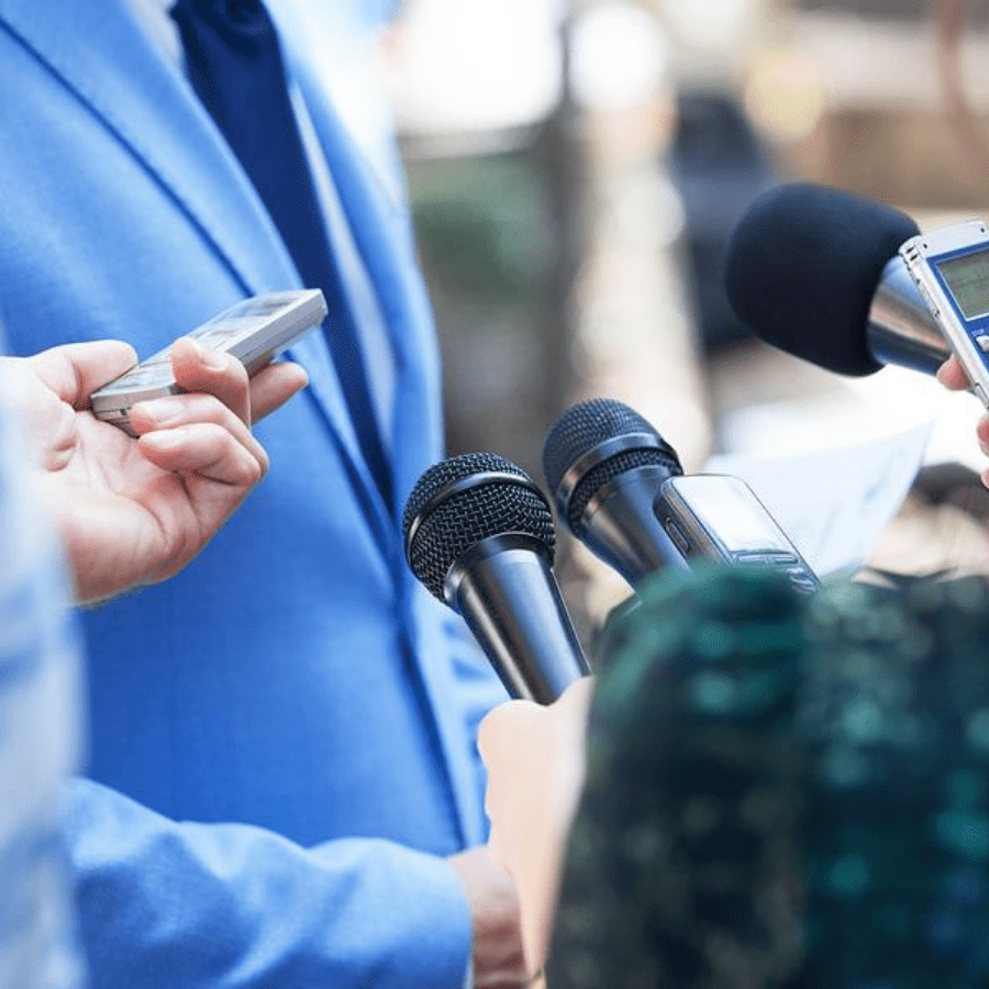 Learn how to give an interview