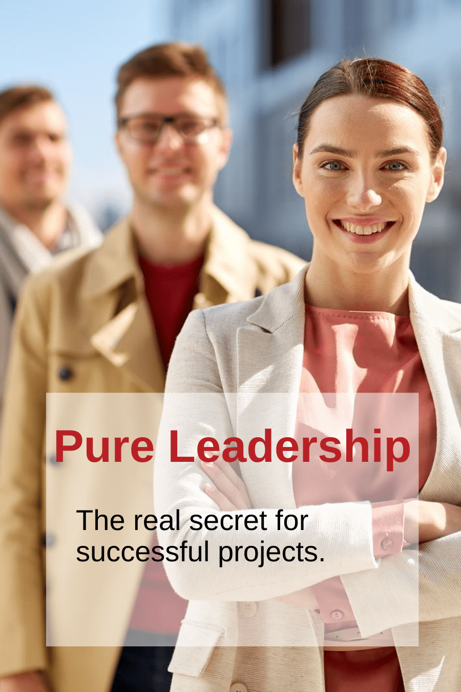 Find out about Leadership Coaching