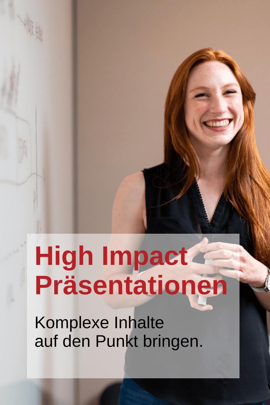 Info erfolgreiche Präsentationen